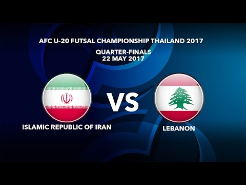 M47 QF3 ISLAMIC REPUBLIC OF IRAN vs LEBANON