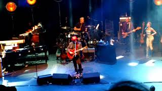 Blue Chair/Red Shoes- Elvis Costello at The Capitol Theatre- 03.09.18
