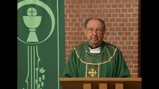 Sunday Catholic Mass Today | Daily TV Mass, October 10 2021