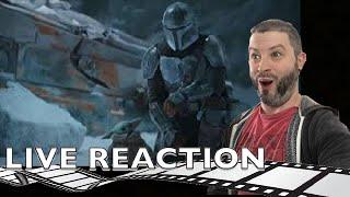 The Mandalorian Season 2 Trailer REACTION