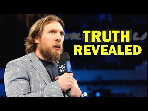 Shocking Reasons Why Daniel Bryan is Wrestling Again in WWE - WrestleMania 34 Plans Changed?