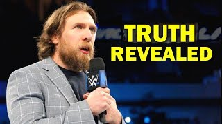 Shocking Reasons Why Daniel Bryan is Wrestling Again in WWE - WrestleMania 34 Plans Changed?