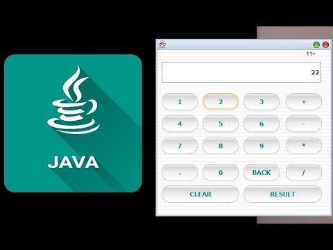 Java Calculator App Development Tutorial GUI | Swing | Eclipse| Spring tool Suite | STS