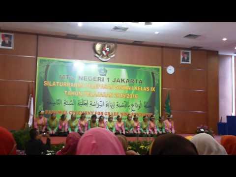 Tari Saman Mtsn1 Jakarta