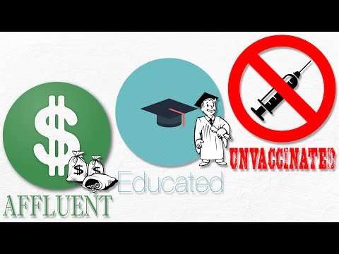 Affluent, Educated, & Unvaccinated - Part 1 (News)