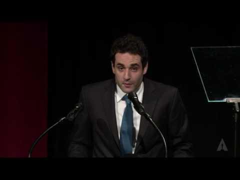 Jimmy Keyrouz, Narrative Gold Medal: 2016 Student Academy Awards