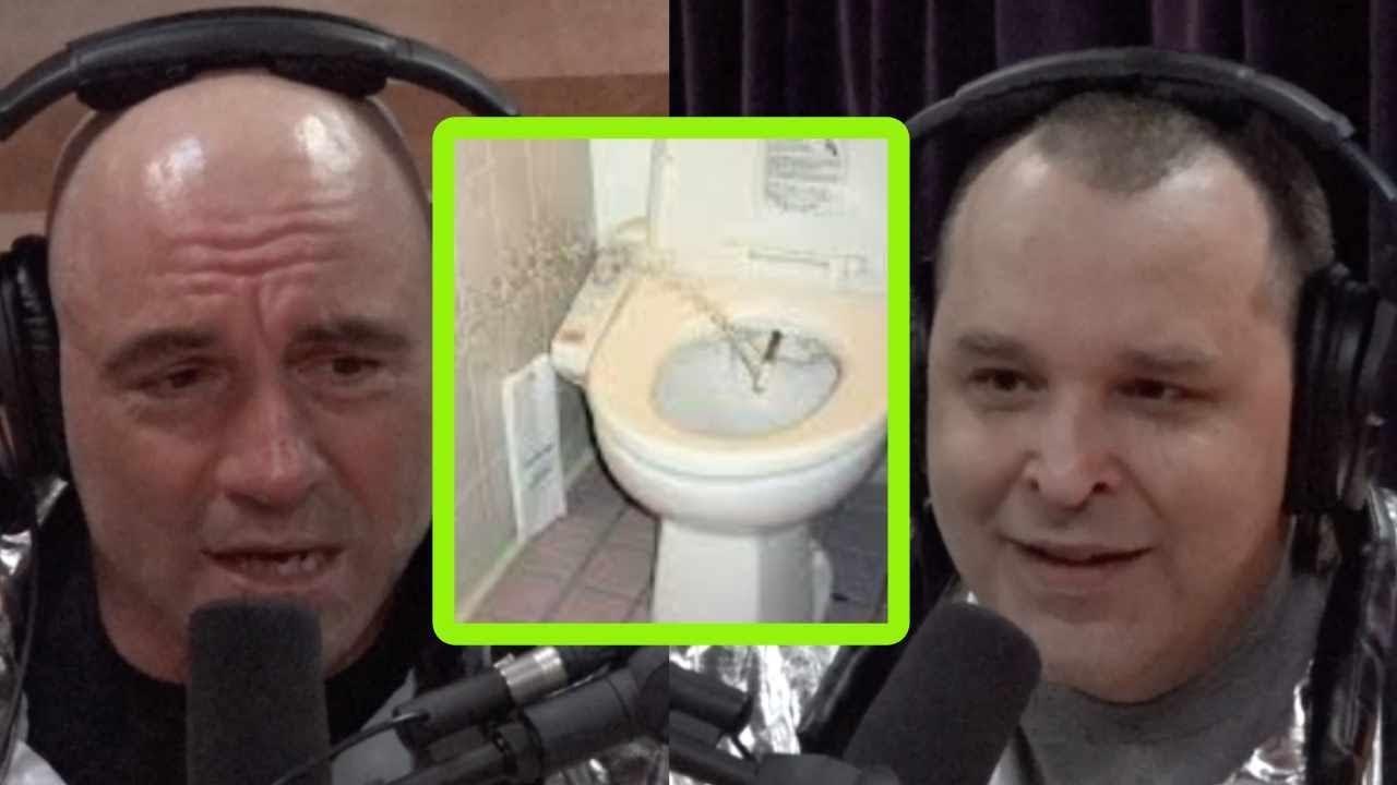 Joe Rogan and Brian Redban Have a Probing Conversation About Bidets