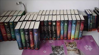 Alle Warrior Cats Bücher und meine Fanartikel! [Special]