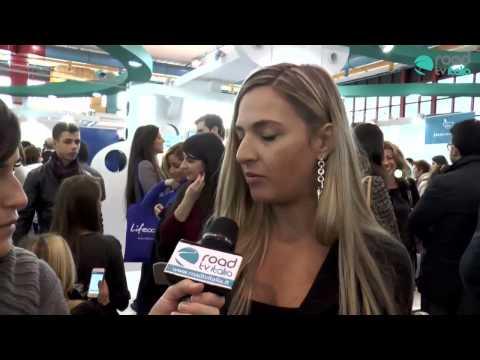 Guacci Spa: Dott.ssa Nadia Di Carluccio (Pharma Expo 2013, Napoli)