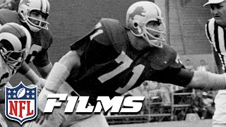 #8 Alex Karras | NFL Films | Top 10 Players Not in the Hall of Fame