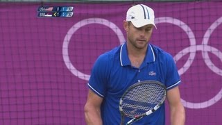 Roddick (USA) v Djokovic (SRB) Men