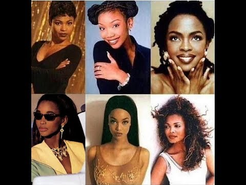 Black Women In The 1990s Part 3 Youtube