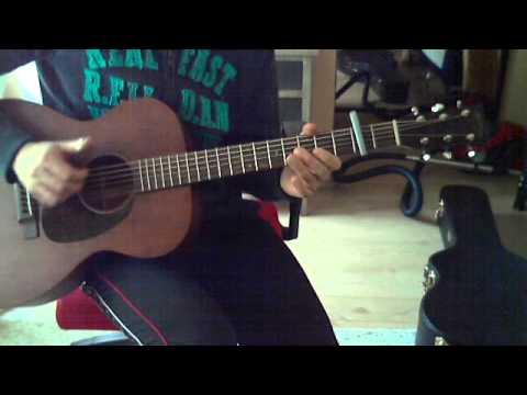 improvising blues acoustic guitar martin 00015m youtube. Black Bedroom Furniture Sets. Home Design Ideas