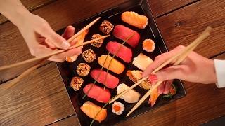 Суши: можно ли есть сырую рыбу, безопасны ли они в России и правда ли, что у японцев глисты?