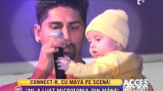 Connect-R, cu Maya pe scenă!