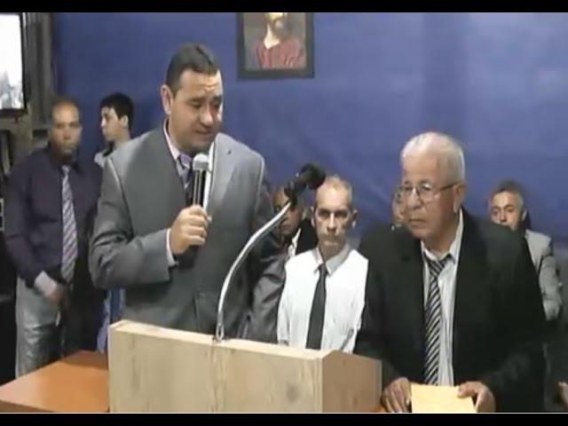 19.02.2016 - Encontro Regional de Pastores em Boa Esperança/MG - Pr. Pedro Ribeiro