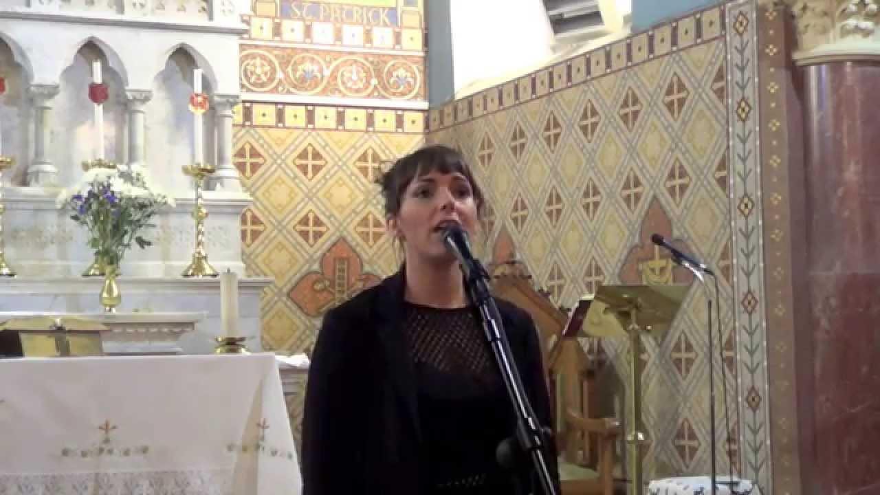 Ciara McCarthy Cork Wedding Singer Songbird