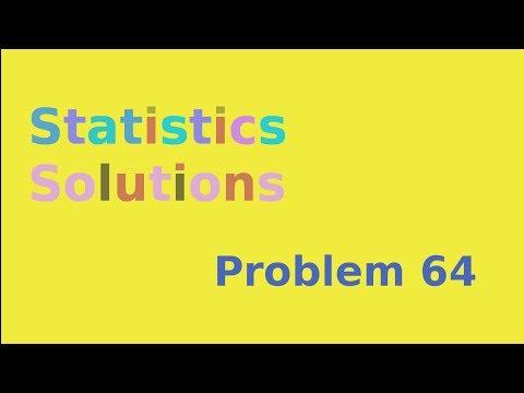 #64 Z score and standardization: E(Z)=0, Var(Z)=1 Proof