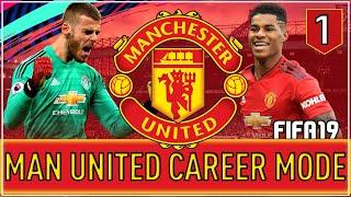 FIFA 19 Indonesia - Manchester United Career Mode #1 - Musim Kedua Dimulai!