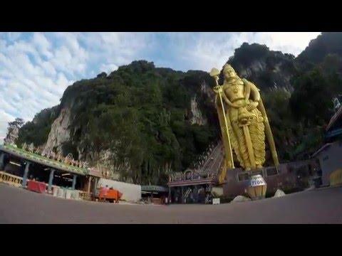 Kuala Lumpur Malaysia   Travel Adventure   Go Pro HD 2016