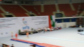 Day 3 Part 2 - 2017 FIG Trampoline World Age Group Competitions