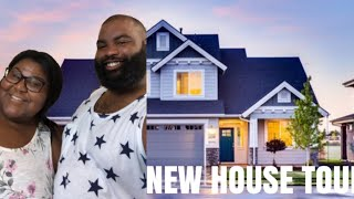 OUR NEW HOUSE TOUR|  decorate with me |  rti 2 |  home tour 2019 |  prissy p