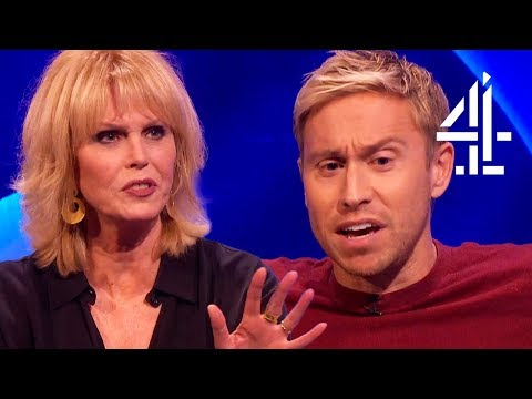 Donald Trump's Encounter With Joanna Lumley | The Last Leg