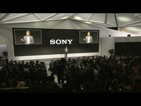 Sony CES 2018 event in 7 minutes