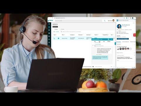 Groove Sales Engagement Platform Overview