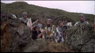 Monty Python The Holy Grail - The killer bunny