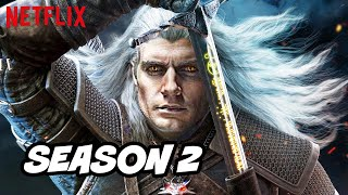 The Witcher Netflix Scene - Ciri Witcher Season 2 Prophecy Scene Breakdown