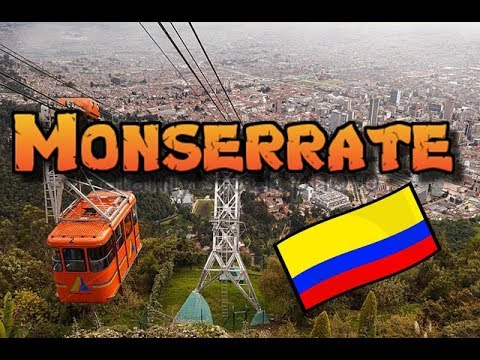 Greatest place on earth - Monserrate Bogota Colombia
