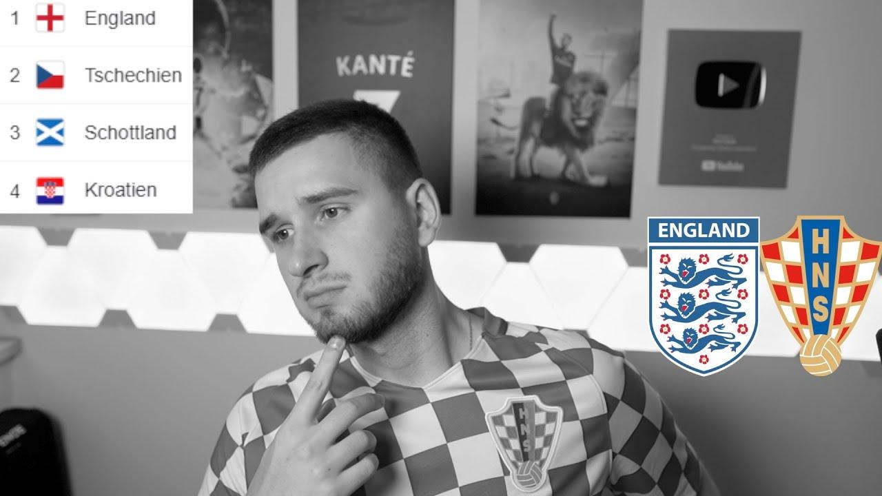 Gebrochen. Euro 2021 Kroatien..