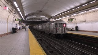 NYC Subway HD 60fps: How To & Not To Operate [Brake] A Subway Train (Real Life Version)