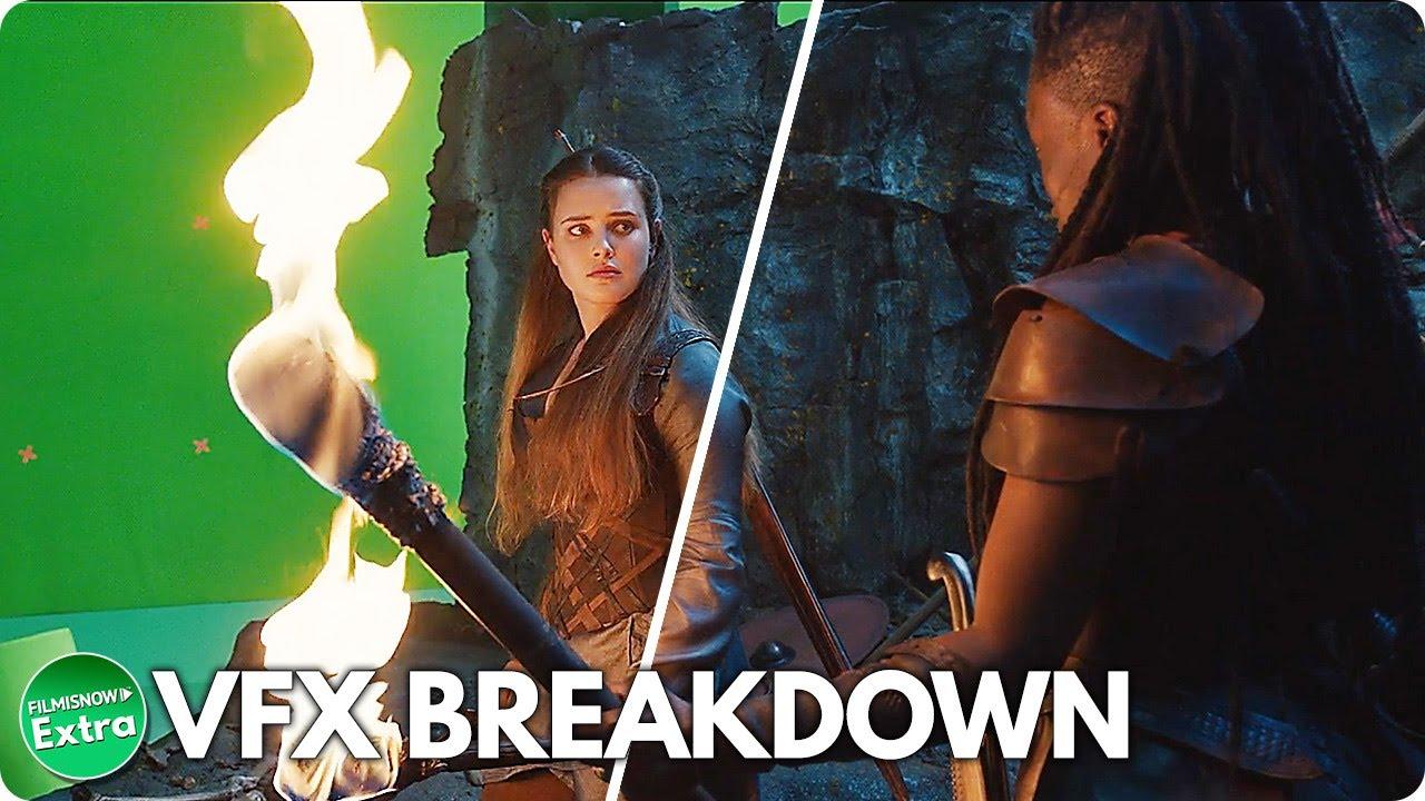 CURSED | VFX Breakdown by Milk VFX (2020)