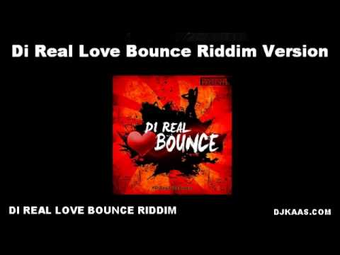Instrumental/Version Di Real Love Bounce Riddim [April 2013 - Trackhouse Records]