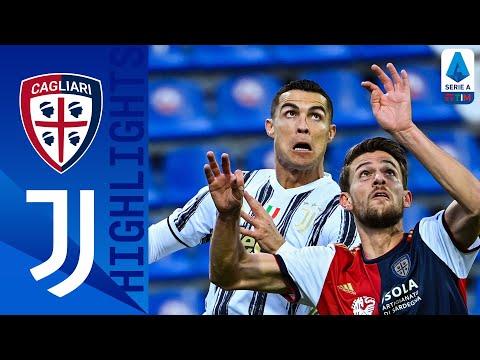 Cagliari Juventus Goals And Highlights