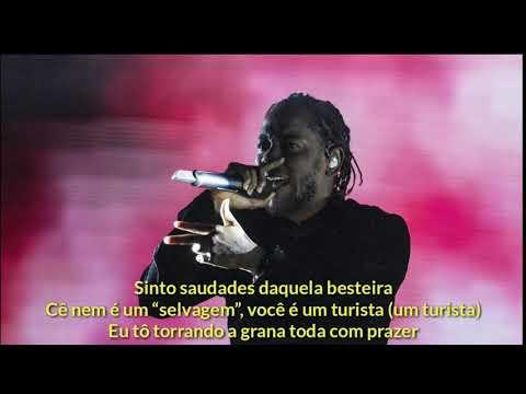 Jay Rock, Kendrick Lamar, Future, James Blake - King's Dead Legendado