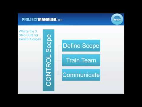 How to Scope Your Projects: 1hr Free Project Management Training