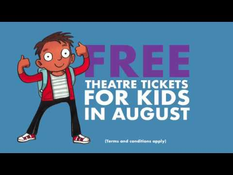 Kids Week: Get FREE Kids Tickets To Wicked