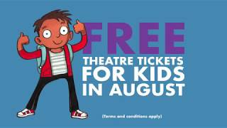 Kids Week: Get FREE Kids Tickets To Wicked