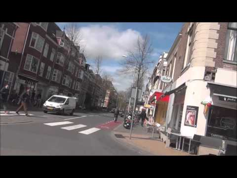 Bike Ride Through Groningen with Deon The Director