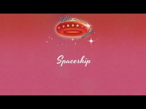 Kesha - Spaceship (Lyrics)