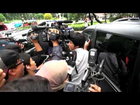 Sidang Perdana Dul, JPU Bacakan Surat Dakwaan