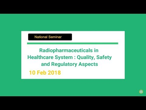 National Seminar 2018 | Atomic Energy Regulatory Board | Dr. Surya Prakash Gupta