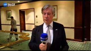 وفد من رجال الأعمال البريطانيين يتقدمهم بيتر ماير في الجزائر لدعم التعاون