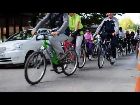 No limits cycling by George Himonetos 04-11-2012 Giannena video 6