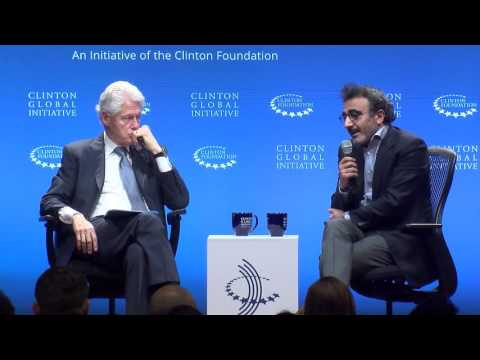 One on One Conversation with President Bill Clinton and Hamdi Ulukaya - CGI 2016 Winter Meeting
