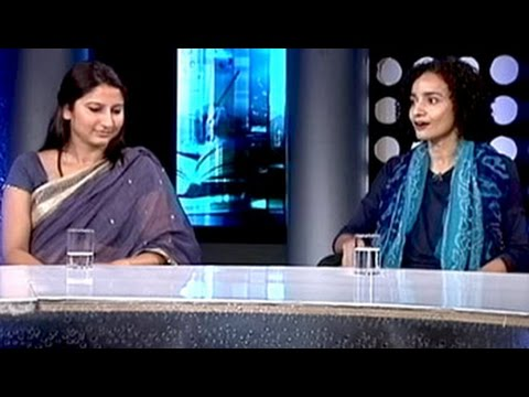 Women of today's India, talking change