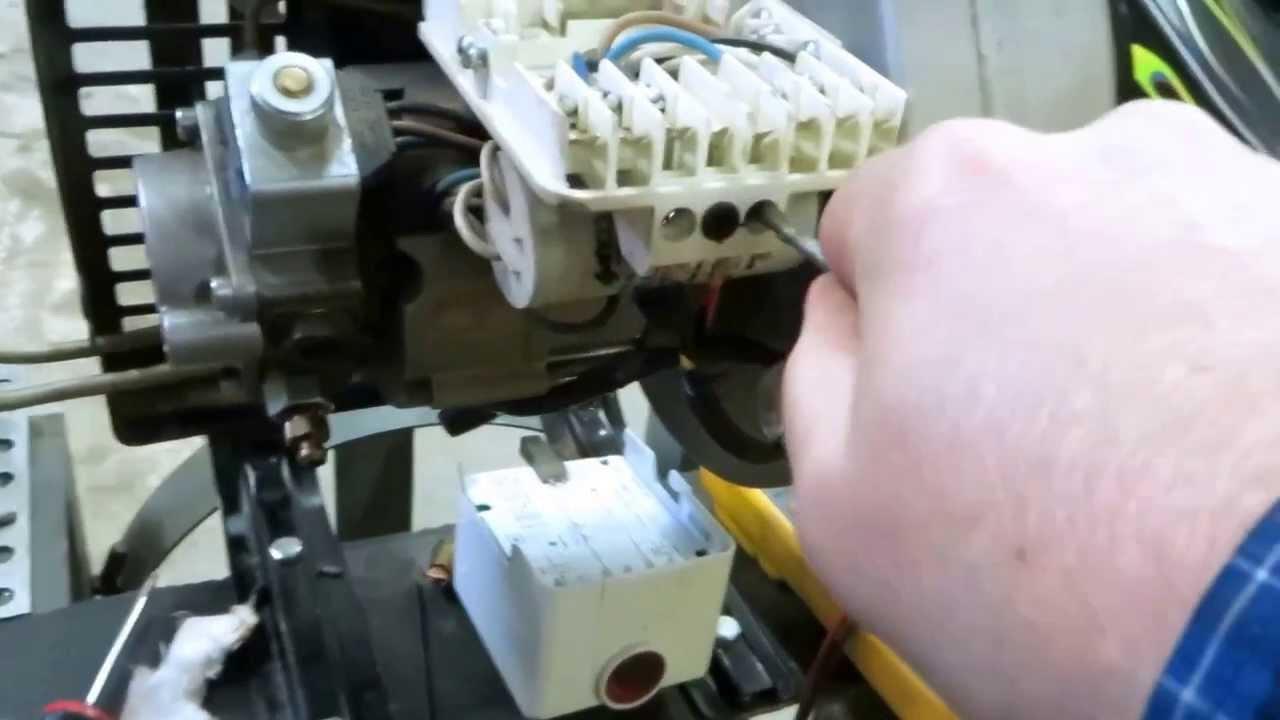 Oil Burner Wiring Diagram 4 Pin Trailer Plug Riello Training Series 3 Youtube